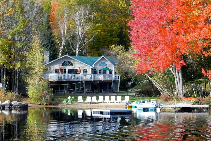 Lake House: Great for Families/Groups, Waterfront