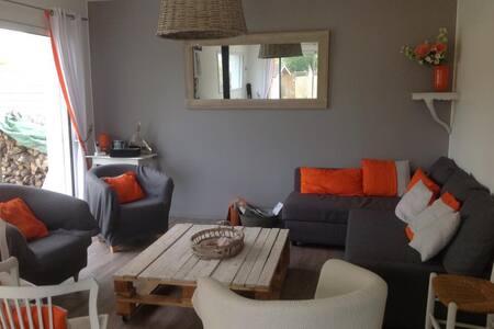 Maison 300m plage, Pénestin, 12 places - Pénestin - บ้าน