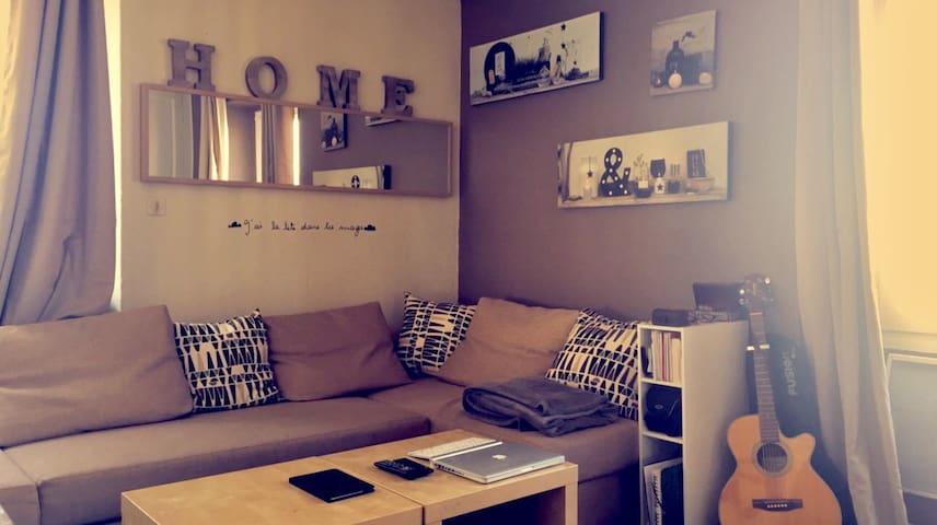Studio 22m2 cocooning - Versailles - Lägenhet