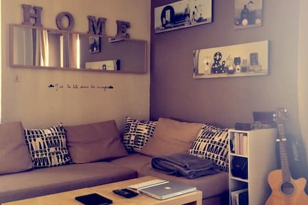 Studio 22m2 cocooning - Versalles - Apartamento