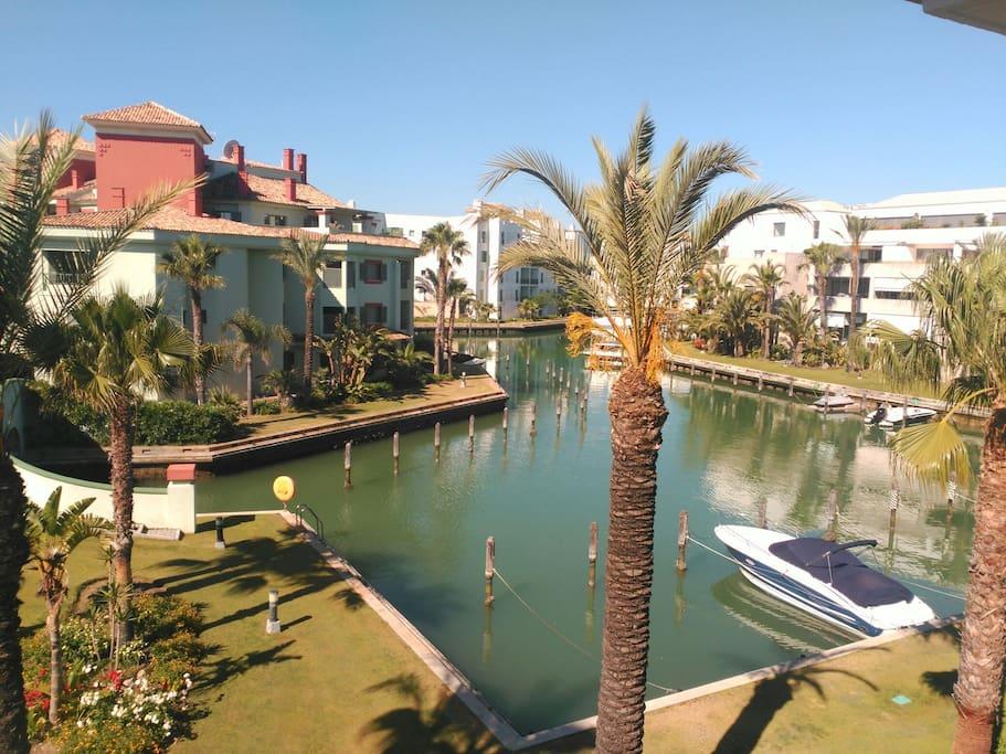 Apartamento en marina sotogrande rivera alboaire apartments for rent in san roque andaluc a - Apartamento sotogrande ...