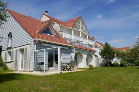 Superbe appartement style maison domaine whitley - Le Touquet-Paris-Plage - Wohnung