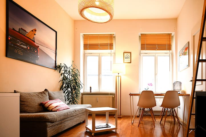 PRIME Apartment in TOP Location - WiFi + Netflix