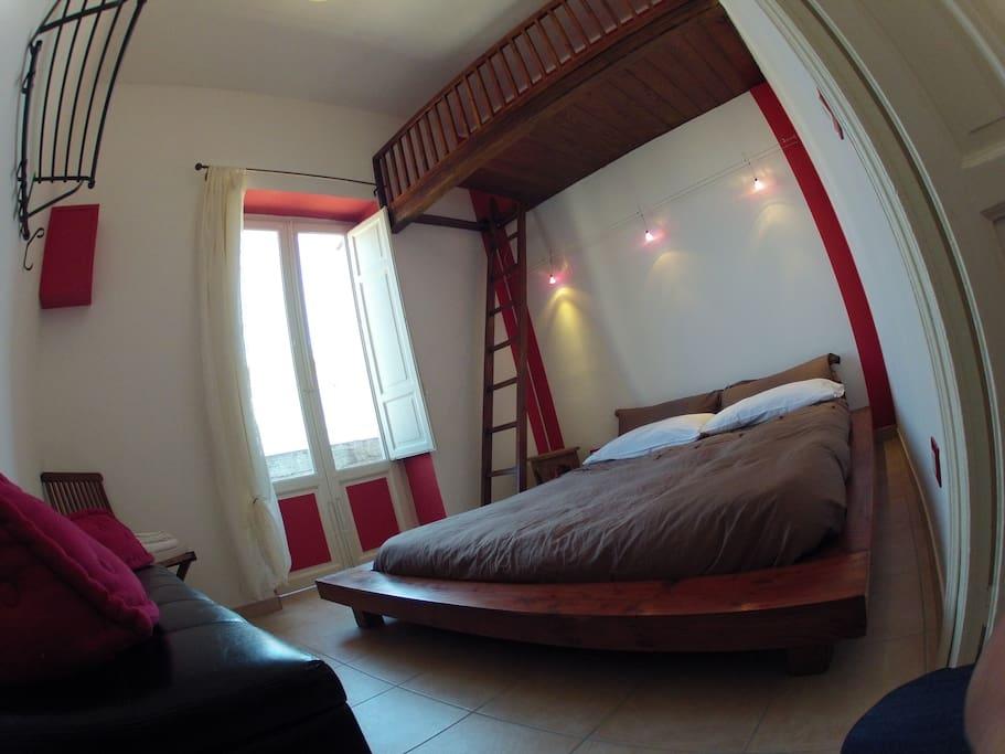 Casa balhara appartamenti in affitto a palermo sicilia for Appartamenti in affitto a palermo arredati