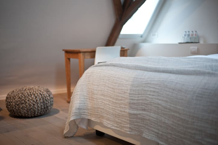 luxurious 16th century house, historic Bruges - Bruges - Bed & Breakfast