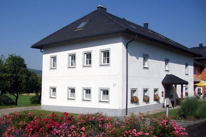 Apartement (OÖ) - HOCHFICHTBLICK - Ulrichsberg