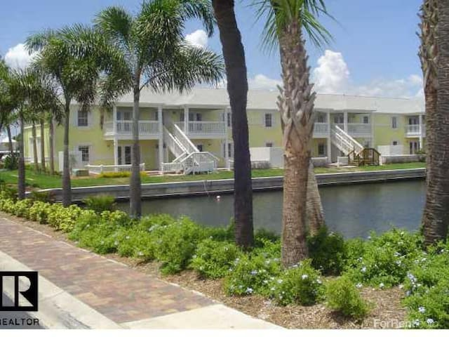 CONDO ON THE WATER