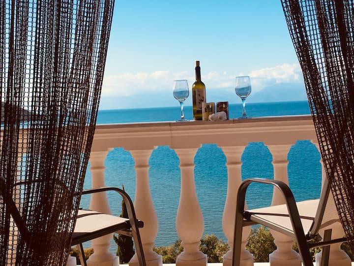 Vasilakis Home Fantasy Balcony Apraos