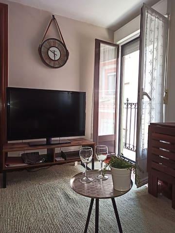 Bonito apartamento en el casco antiguo de Bermeo