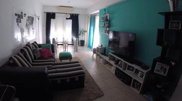Moderno y luminoso departamento en Villa Urquiza