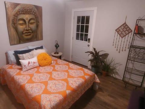 ¡Zen Den & Urban Oasis cerca de la zona céntrica y de la perla!