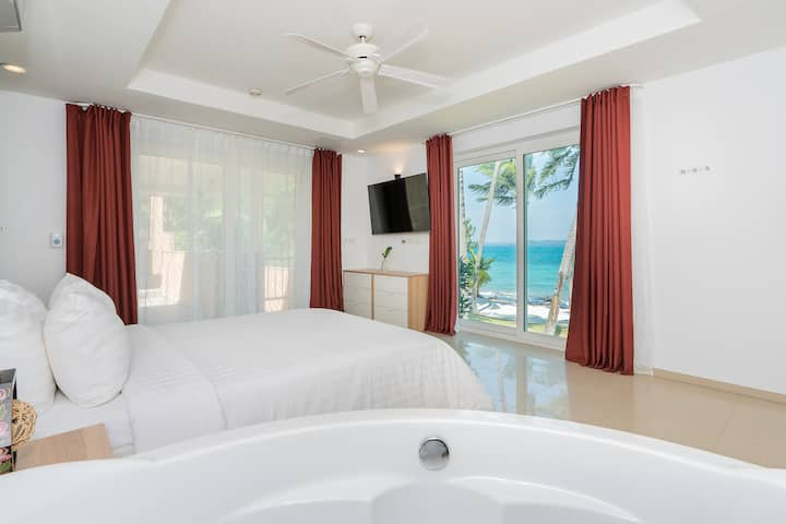 Coral Cove Sea View Junior Suite  Hotel Managed