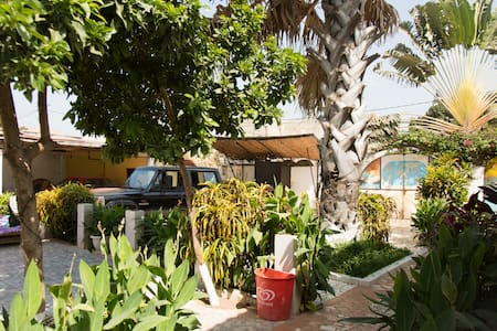 TEDUGAL Guest Houses/Ground Floor - Banjul