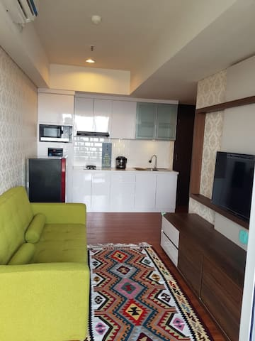 The H Residence 1BR Fully Furnished