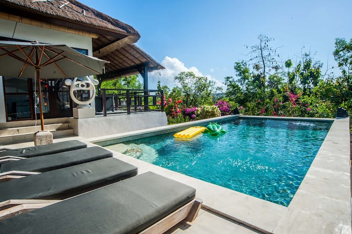 """75% OFF"" Villa Michiko With Hills view"