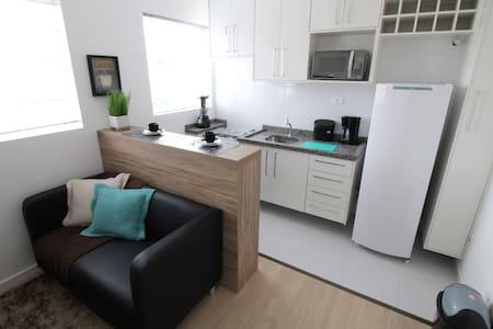 Apartamento Ecoville prox ao Oncoville e INC - Curitiba