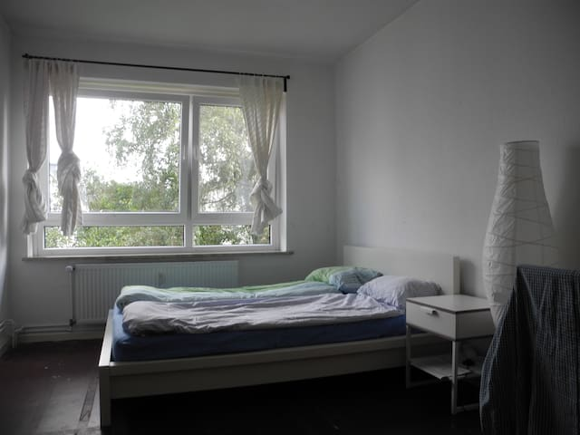 2-Zimmer-Wohnung in Eimsbüttel - Hamburg - Apartemen