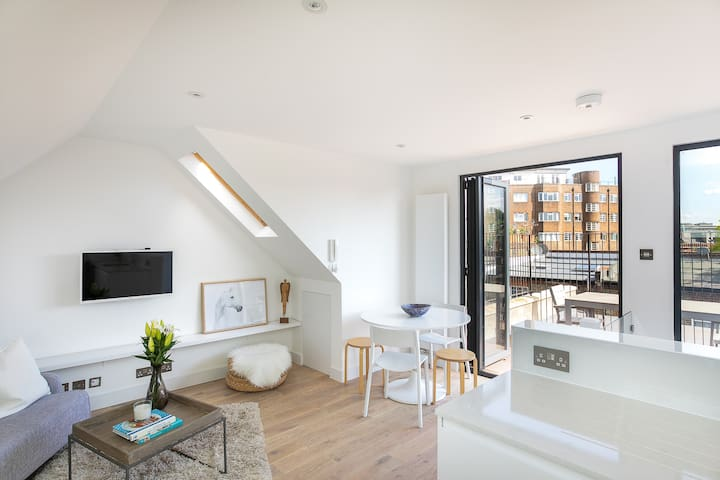Gorgeous 2BR Home with Terrace