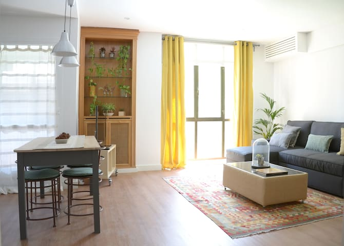 Beautiful, spacious and centric apartment! - Tres Cantos - Lägenhet