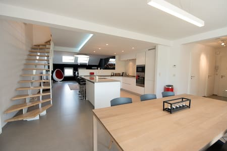 The Contemporary Penthouse - Thimister-Clermont - อพาร์ทเมนท์