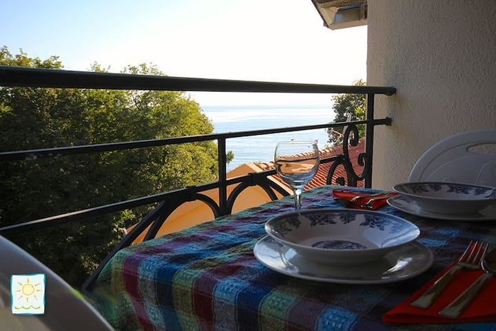 Apartment Selena, 50m from the sea