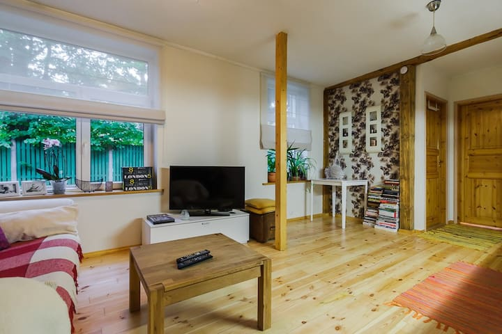 Cozy, quiet apartment near the city centre - Tallín - Departamento