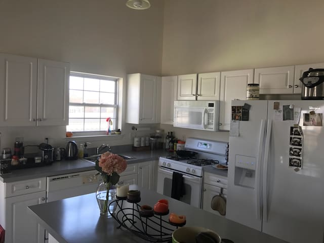 Entire home, great for travel to NYC. - Jersey City - Condominio