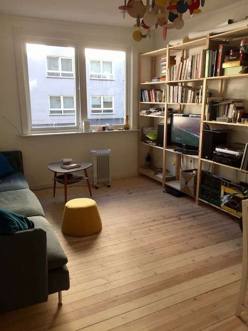 The appartement was renovated in 2016 and you are welcome!