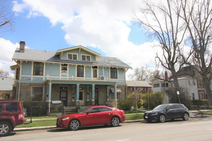 Miltner House #6 Boise Northend