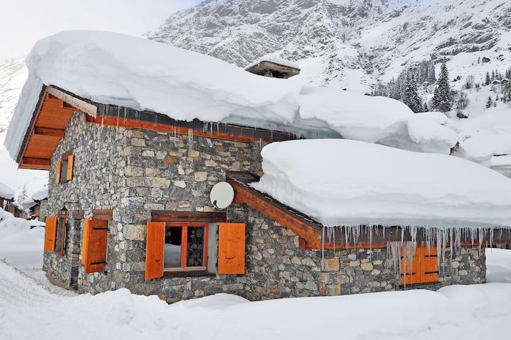 Chalet in Champagny-en-Vanoise near Paradiski Ski Area