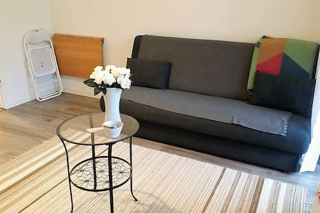 A great and cosy apartment in the centre of Malmö - Malmö