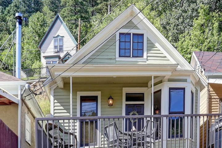 Historic Deadwood Home