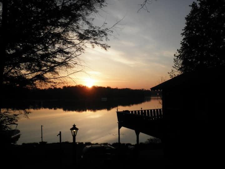 Catfish Lake Main House