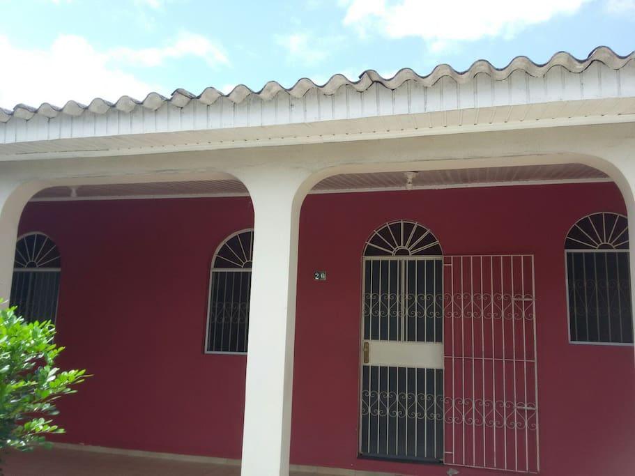 Our house/ A casa
