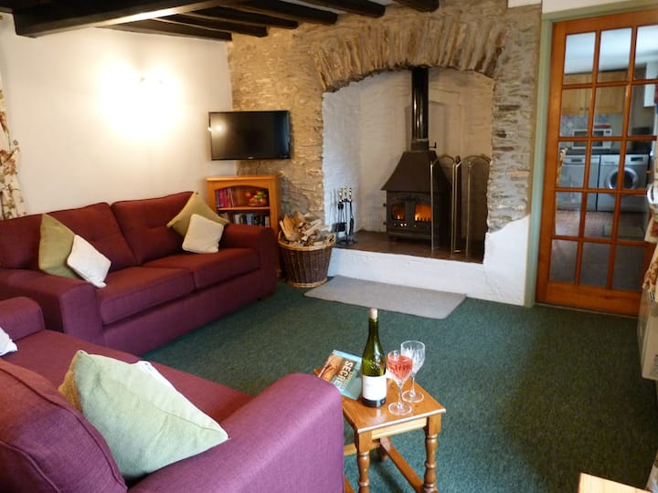 Rose Cottage, Triscombe Farm Holiday Cottages