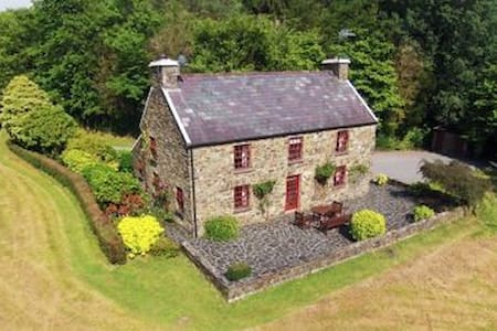 Aspen House, Glengarriff, Co.Cork - 3 Bed - Sleeps 6 - Close to the Eccles Hotel - House