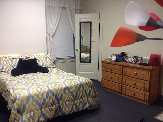 Cute 1BR Apartment + Cat Sitter - Pittsburgh - Appartement