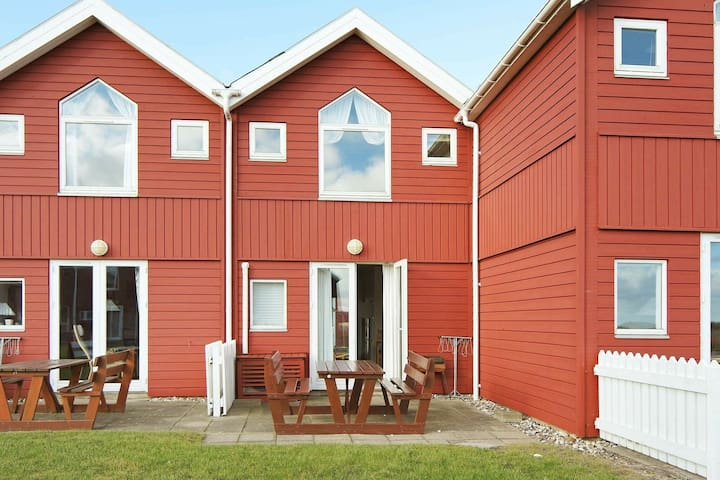 Beautiful Holiday Home in Hadsund with Barbecue