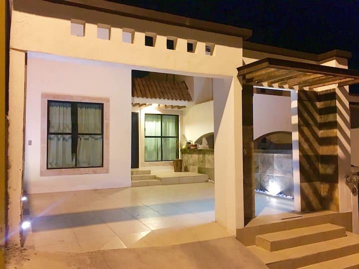 Acogedora Casa Tranquila en Fracc Seguro y Privado
