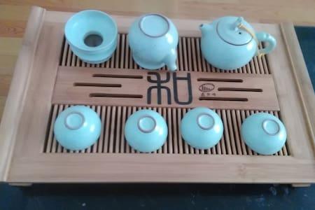 太原南站附近,自家小屋,温情宁静,免费早餐 - Taiyuan Shi