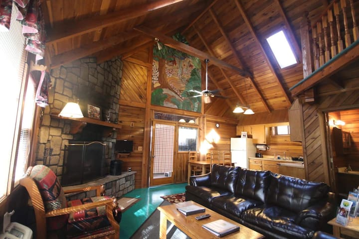 The Gathering Place.  Cabin 5