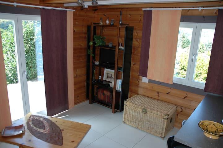 Studio cosy chez Eliane