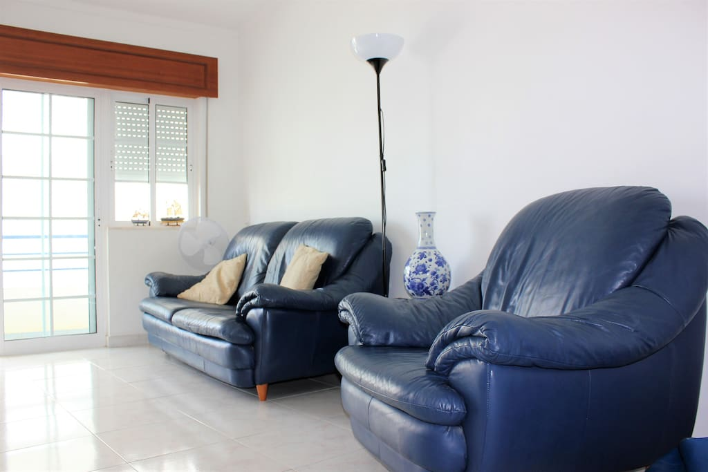 Living room | Sala de estar