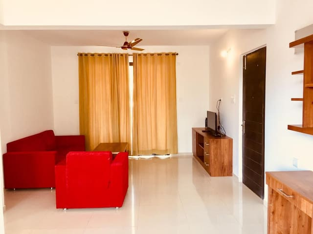 Apartment for rent at Patnem Palolem Road