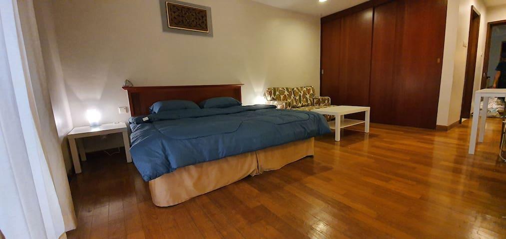 Johor Bahru Resort Studio