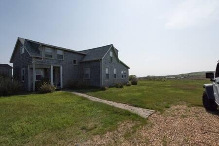 Farmhouse meets Beach House... - Aquinnah
