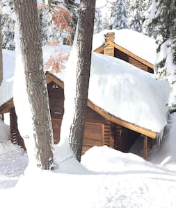 Tahoe Pines Log Cabin with hot tub - Tahoe Pines - Cottage