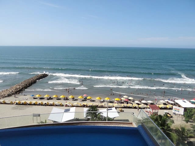 """Apartamento en  """"Palmetto Eliptic"""" - Cartagena - Apartment"""