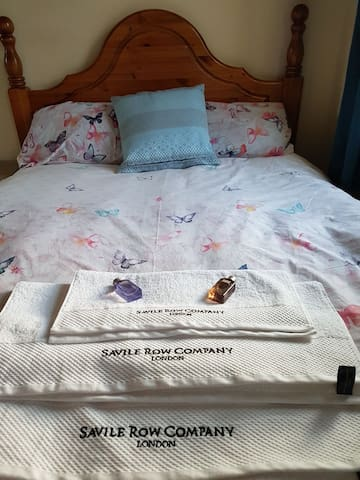 Comfy Dble Room  close to Leicester town centre