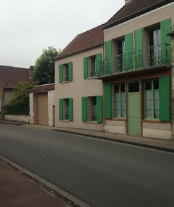 L'ancienne petite Auberge - Gasny - Dom